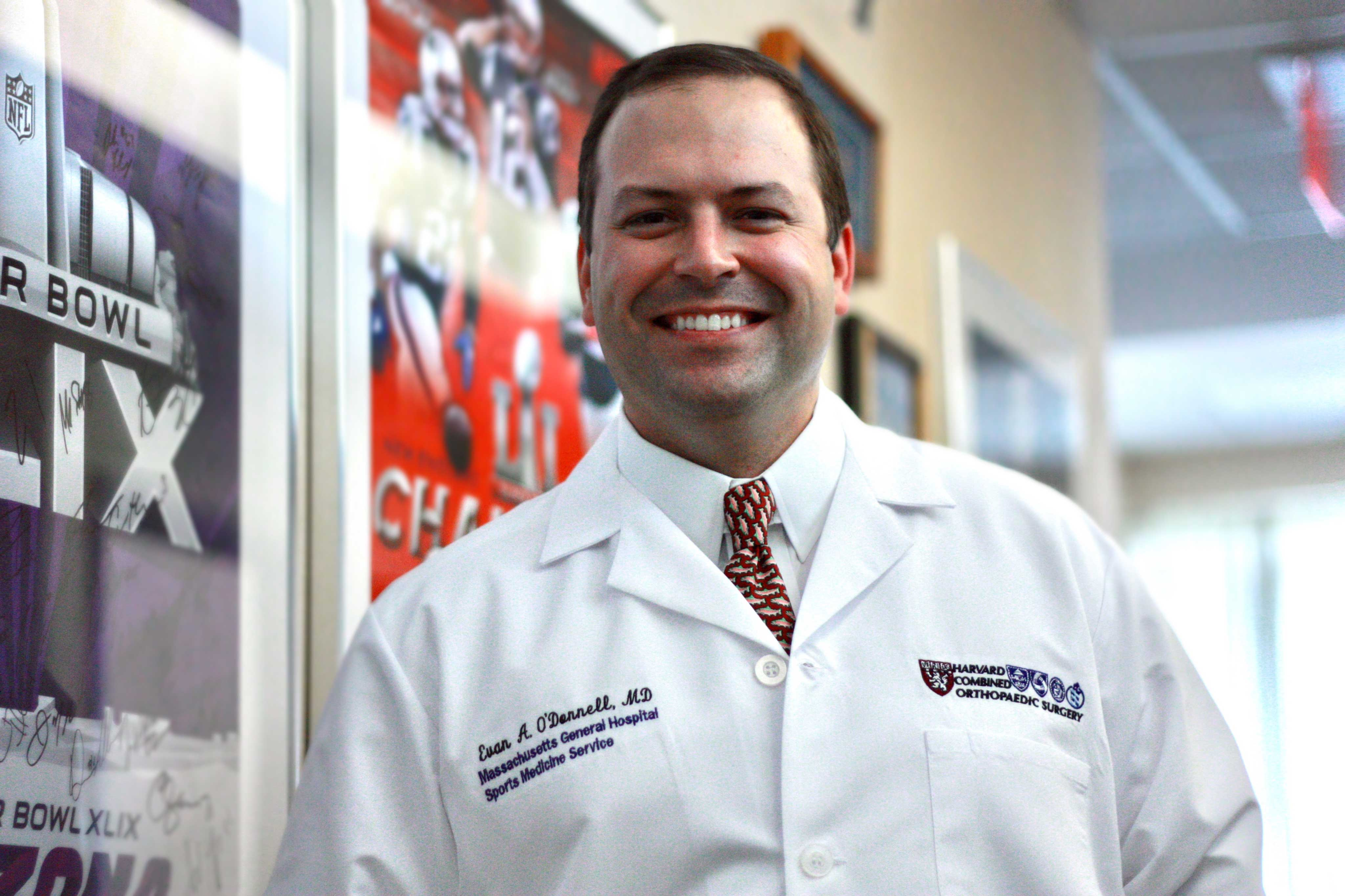Dr. Evan A. O'Donnell, MD at Harvard Combined Orthopaedic Surgery